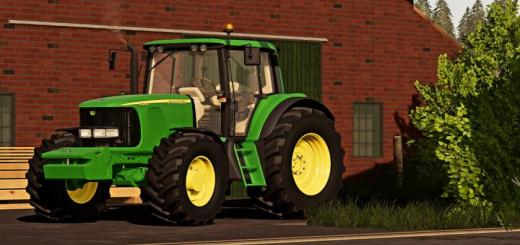 Photo of FS19 – John Deere 6020/7020 Premium V2