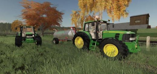 Photo of FS19 – John Deere 6030 Premium 6Cyl V1
