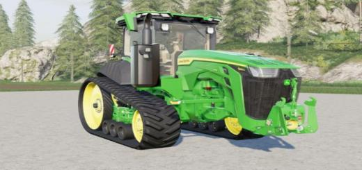 Photo of FS19 – John Deere 8Rt-Series V1
