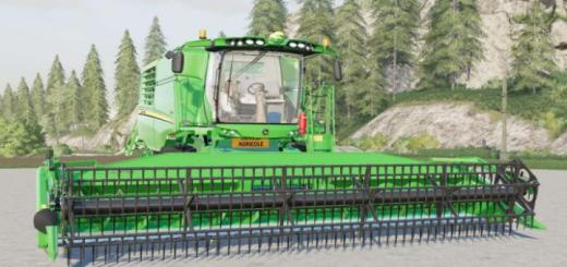 Photo of FS19 – John Deere T660I