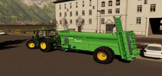 Photo of FS19 – Joskin Tornado 3 V1.0.0.1