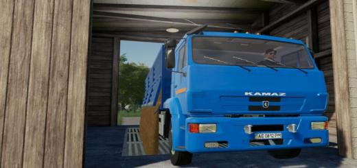 Photo of FS19 – Kamaz 65117 V1.1