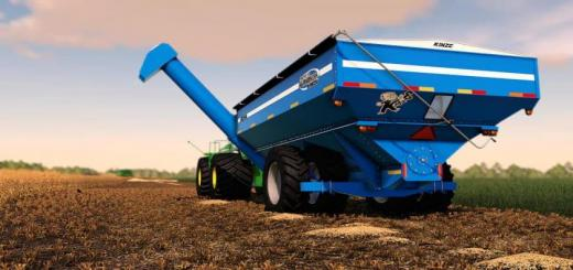 Photo of FS19 – Kinze Graincart Pack V1