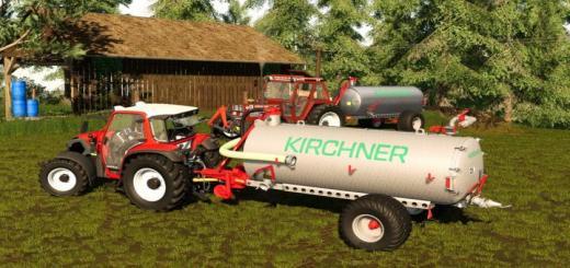 Photo of FS19 – Kirchner T6000 V1.1