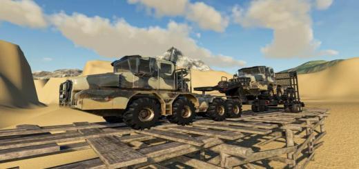 Photo of FS19 – Kolob Heavy Truck V1