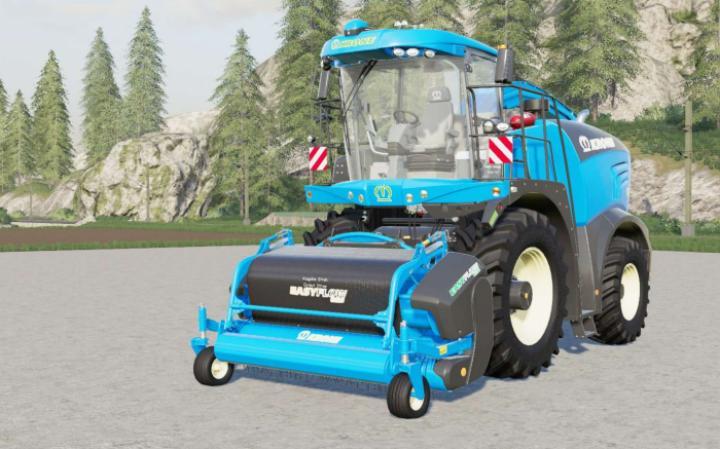 FS19 - Krone Big X Series