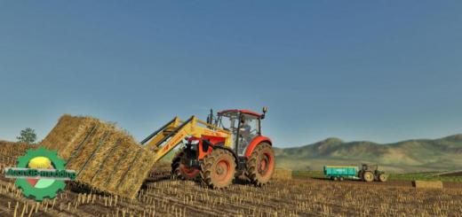 Photo of FS19 – Kubota M5111 Tractor V1