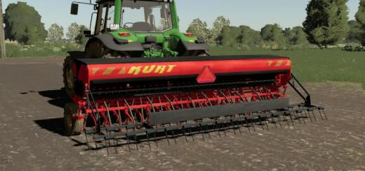 Photo of FS19 – Kurt Seeder V1