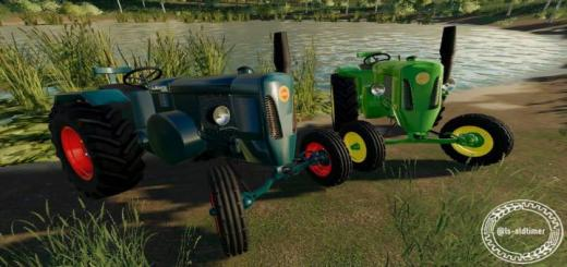 Photo of FS19 – Lanz D6016 Made V0.9.0