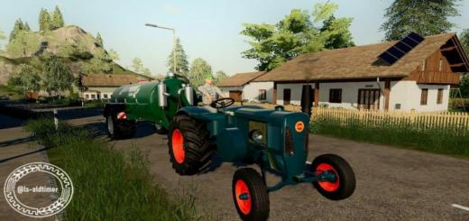 Photo of FS19 – Lanz D6016 Made V0.9.1