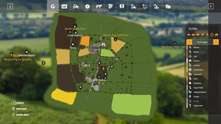 FS19 - Letton Farm Map V2