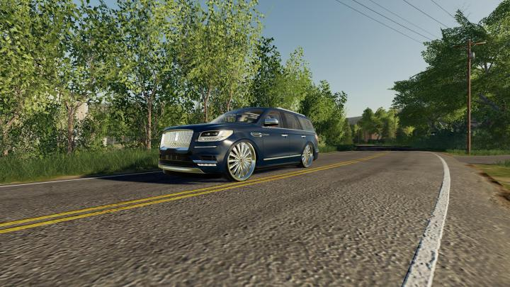 FS19 - Lincoln Navigator V1