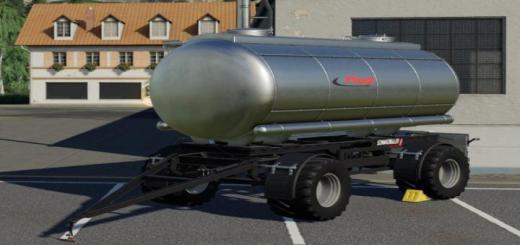 Photo of FS19 – Liquid Transport Barrel Mk12 Vii V1