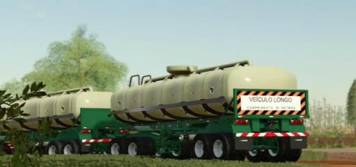 Photo of FS19 – Lizard Tank 40 V1.1