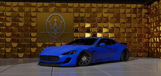 Photo of FS19 – Maserati Granturismo Mc 2018 V1