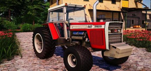 Photo of FS19 – Massey Fergusson 2000 V1