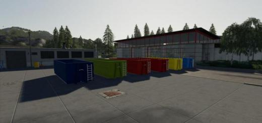 Photo of FS19 – Multifruit Container V1.0.1.0