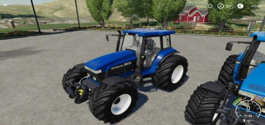 Photo of FS19 – New Holland 70 Series V2.2.0.1