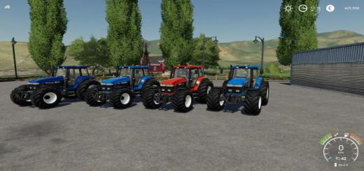 Photo of FS19 – New Holland 70Serie V2.2