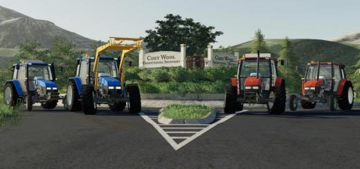 Photo of FS19 – New Holland Serie Tl V1
