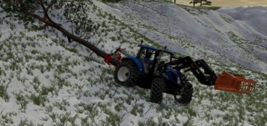 Photo of FS19 – New Holland T5 Series
