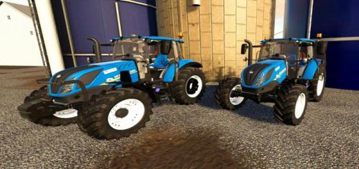 Photo of FS19 – New Holland T5 Series Us V1