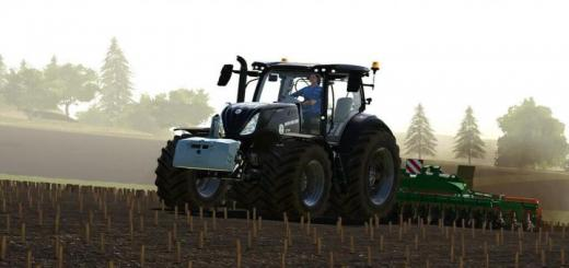 Photo of FS19 – New Holland T7 Series V1.2