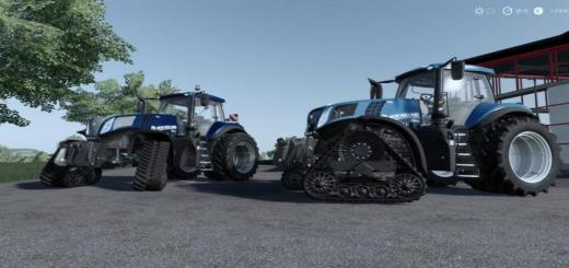 Photo of FS19 – New Holland T8 V1