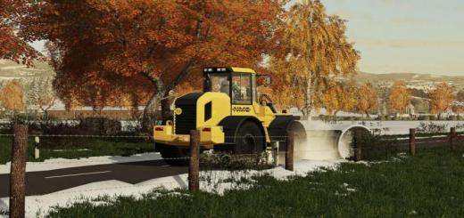 Photo of FS19 – Nmc Wheel Loader V1