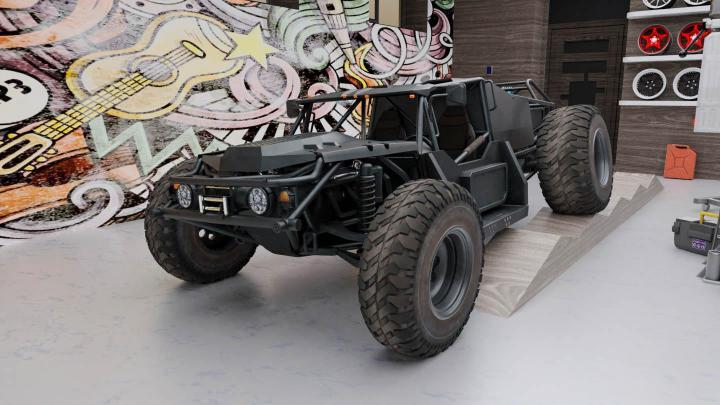 FS19 - Offroad Mad Buggy V1