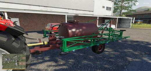 Photo of FS19 – Opsh-15 V1
