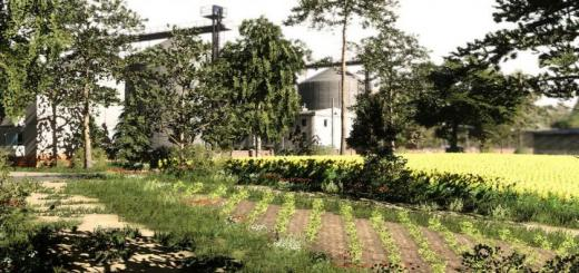 Photo of FS19 – Ostrowitko Map V2