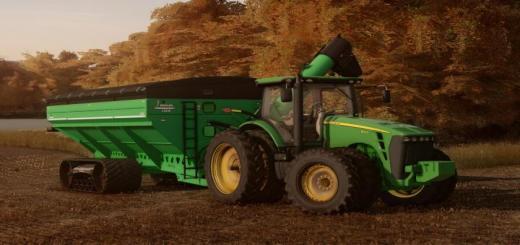 Photo of FS19 – Parker 1354 Grain Cart Update V1.2