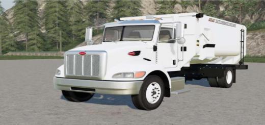 Photo of FS19 – Peterbilt 337 Feed Truck V2