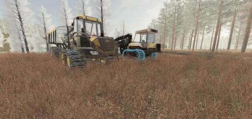 Photo of FS19 – Ponsse Caribou S10 V1