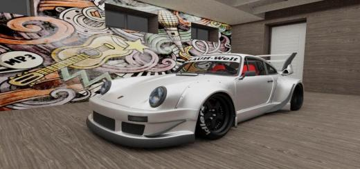 Photo of FS19 – Porsche 911 Rauh-Welt V1