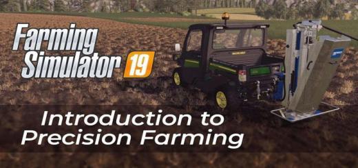Photo of FS19 – Precision Farming Dlc V1