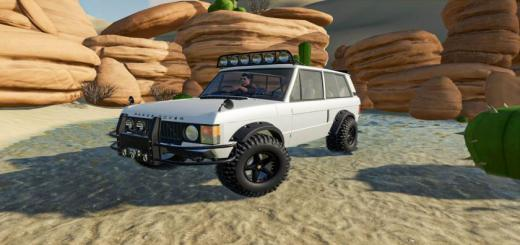 Photo of FS19 – Range Rover 1970 V1.1