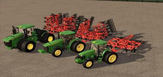 Photo of FS19 – Salford Independent 2100 Series Pack V1