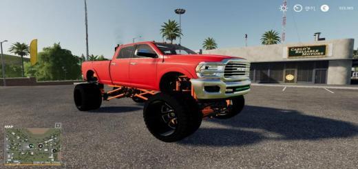 Photo of FS19 – Sema Truck Dodge Ram V3