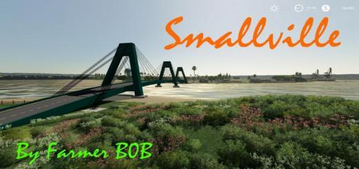 Photo of FS19 – Smallville V004