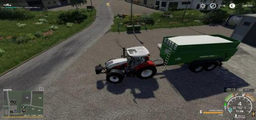 Photo of FS19 – Steyr Profi Cvt With Adapted Sound V1