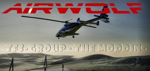 Photo of FS19 – Supercopter Airwolf V2