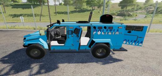 Photo of FS19 – Swat Armored V1