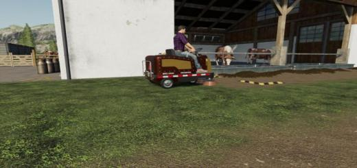 Photo of FS19 – Sweeper V1
