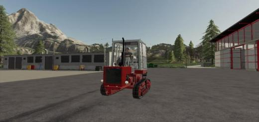 Photo of FS19 – T 70C V1.0.0.1