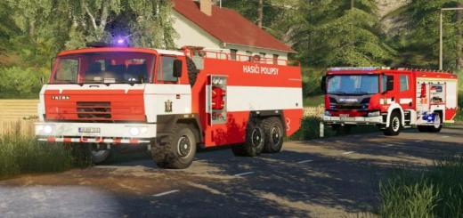 Photo of FS19 – Tatra 815 Cas 32 Final