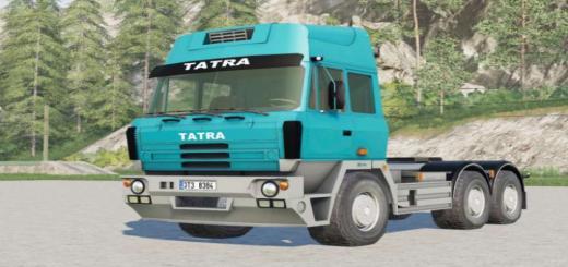Photo of FS19 – Tatra T815 6X4 1997 V1