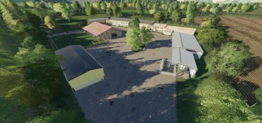 Photo of FS19 – The Angevin Countryside Map V2
