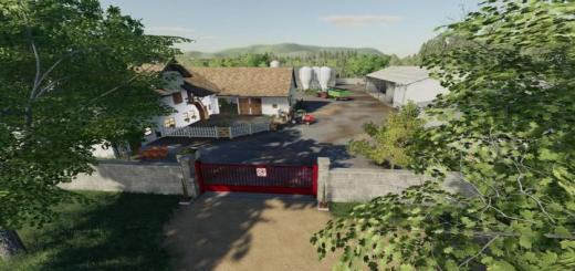 Photo of FS19 – The Old Farm Countryside Map V4